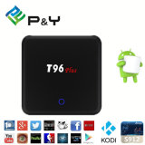 Full HD 3Go de RAM 16 GO ROM WiFi double bande T96 Plus Magic Box Internet TV