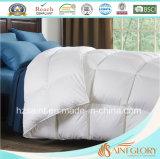 Дешевые пуховые стеганых матрасов белая утка вниз и пуховые одеяло