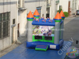 Camera del dinosauro/castello rimbalzante gonfiabili del Bouncer per i bambini
