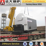 Dzl 0,7MW a 29MW Calefacción central a carbón de la caldera de agua caliente
