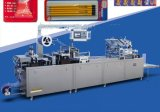 Machine à emballer pour remplir et sceller dans des formes de PVC