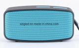 La scheda quadrata di TF della maglia del metallo di figura passa a chiamata libera il mini altoparlante portatile del Mobile di Bluetooth