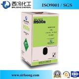Isobutane Refrigerant R600 do gás mais claro do propano do butano da pureza elevada para a venda