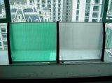 نافذة أو شرفة يستعمل ظلل لأنّ عمليّة بيع