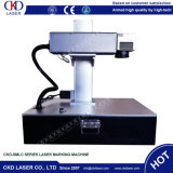 Миниая машина маркировки лазера волокна для металла