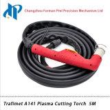 Trafimet A141 portable chalumeau à plasma 5m avec connecteur central