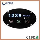 Interruttore astuto dello schermo di tocco chiaro dell'hotel di Orbita con il risparmiatore di energia