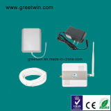 impulsionador móvel do sinal do repetidor do sinal do telemóvel do repetidor de 10dBm G/M para o edifício pequeno (GW-X1)
