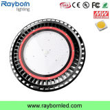 UFO Round Luz High Bay LED Industrial 150W para estaleiro