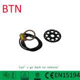 Kit eléctrico 36V 48V 250W 350W 500W del motor de la conversión de la bicicleta del BTN