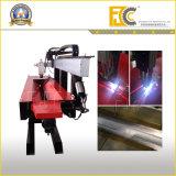 Calentador de agua eléctrico del tanque interior recto costura de soldadura de la máquina