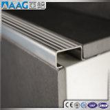 Aluminium-/Aluminiumstrangpresßling-Profil für das Treppen-Rand-Riechen