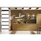ホームデザインマットの白いラッカー台所食器棚の台所家具