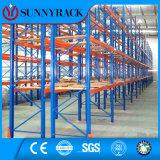 Sistema do racking da pálete do armazenamento do armazém da alta qualidade