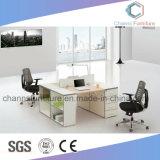 現代オフィス用家具のコンピュータ表の木ワークステーション