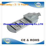 Garantia nova do projeto do Sell quente de Yaye 18 5 anos microplaquetas do CREE de Ce & de RoHS & lâmpada da estrada do diodo emissor de luz do excitador 120W de Meanwell (watts disponíveis: 12W-320W)