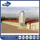 China prefabricó el edificio agrícola de pollo de la estructura de acero