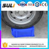 Entreposto Industrial Gavetas empilháveis Caixa de plástico