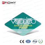 Modifica di stampa RFID Winshield del codice a barre con protezione UV