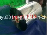 Película metalizada 20microns del polipropileno