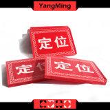 상표 Ym-Le01가 아크릴 카지노 포커 게임 전념한 주문 레이스에 의하여 찾아낸다