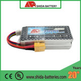 1800mAh Fpv Drone 40c High Rate UL Ce Certificate Battery