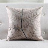Coussin d'oreiller à couverture tropicale Vintage Leaves Coussin décoratif à la maison