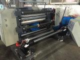 Film di materia plastica automatico verticale di Lfq che fende & macchina di riavvolgimento