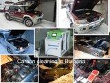 De combustible Sistema de limpieza automática del motor de la máquina limpiador del inyector de combustible de limpieza