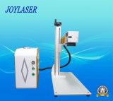 Tipo portable marca del laser de la fibra de 20W/máquina de grabado