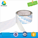 70mic Tissue Backing + Silicon Release Liner Double Side Ruban de papeterie