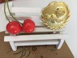 カスタム亜鉛合金3Dの大学スポーツ会合の記念品のフットボールメダル
