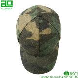 Gorras de béisbol de lana de encargo de la impresión del llano de la fábrica de China