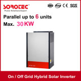 On/Off Grid inversor Solar Híbrido con el almacenamiento de energía
