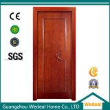 内部部屋の使用法のためのガラスが付いているMDFの木のドア