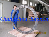 Torre de perforación mesa giratoria engranajes helicoidales