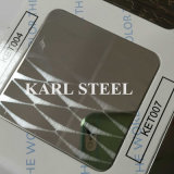 Feuille gravée en relief par Kem005 d'acier inoxydable de la qualité 430