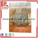 Kundenspezifische Drucken-mit Reißverschluss Plastiktasche für das Nuts Verpacken