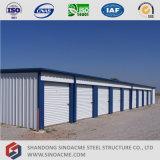 Estructura de acero de la luz de prefabricados Sinoacme Depósitos