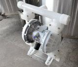 Het Verwarmen van het roestvrij staal Elektrische het Mengen zich Tank met de Pomp van het Diafragma