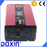 Инвертор силы UPS LCD 12V 24V 2000W с заряжателем батареи