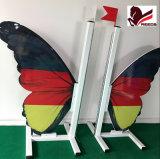Matériel sautant Allemagne d'exposition d'indicateurs de pays de l'exposition Ringw-28 d'ailes de saut de sauts d'exposition de cheval