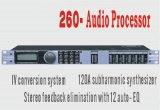プロカラオケの可聴周波プロセッサ260