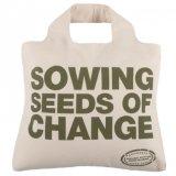 Natürlicher weicher Baumwolleinkaufentote-Handtaschen-Beutel mit Soem-Druck