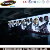 Cores de alto brilho de ecrã LED de exterior