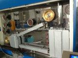Groß-Dazwischenliegende kupferne Drahtziehen-Maschine mit Annealer, einzelner Spooler, Coiler-Hxe-13dt