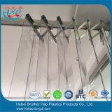 Acessórios flexíveis da montagem da cortina do PVC do estoque de maioria do acordeão