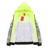 Subliamtion 인쇄를 가진 남자 옥외 스포츠용 잠바 방수 재킷