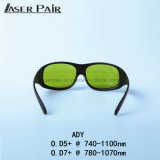 Wavelegth protecção 1064nm, ND YAG Laser Óculos de protecção Óculos de protecção ocular para 1064nm Q switched ND YAG laser YAG Laser Nd de remoção de tatuagens