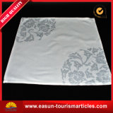 Tablecloth barato do preço para o pano de tabela da linha aérea da tabela da tabela do casamento